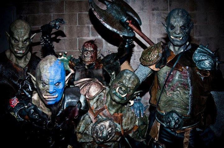 A Band of Orcs A Band Of Orcs Apocalyptic All Access Rock Music Magazine