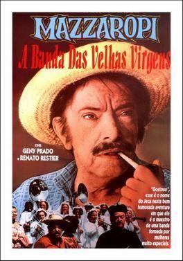 A Banda das Velhas Virgens movie poster