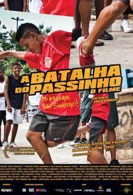 A Batalha do Passinho movie poster