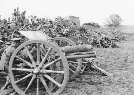 A Battery, Honourable Artillery Company