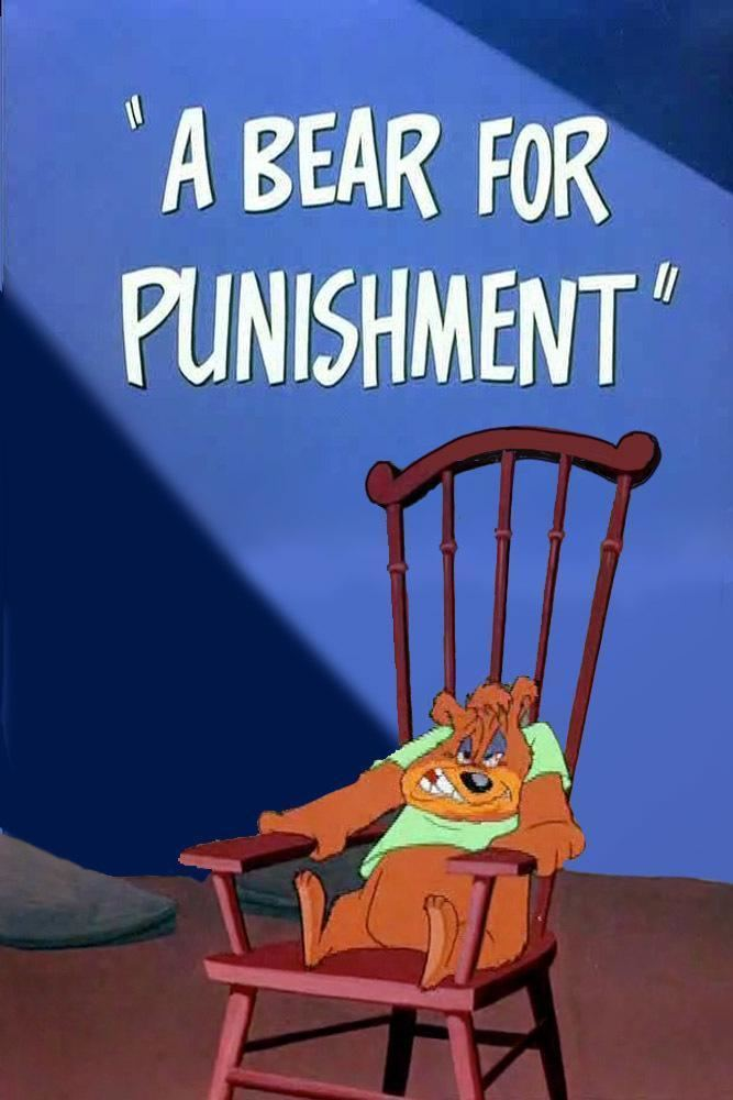 A Bear for Punishment httpssmediacacheak0pinimgcomoriginals09