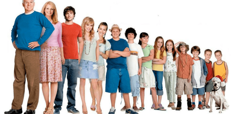 A Big Family 30 signs youre from a big family Metro News