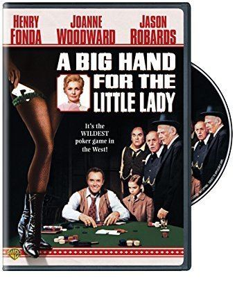 A Big Hand for the Little Lady Amazoncom A Big Hand for the Little Lady Henry Fonda Joanne