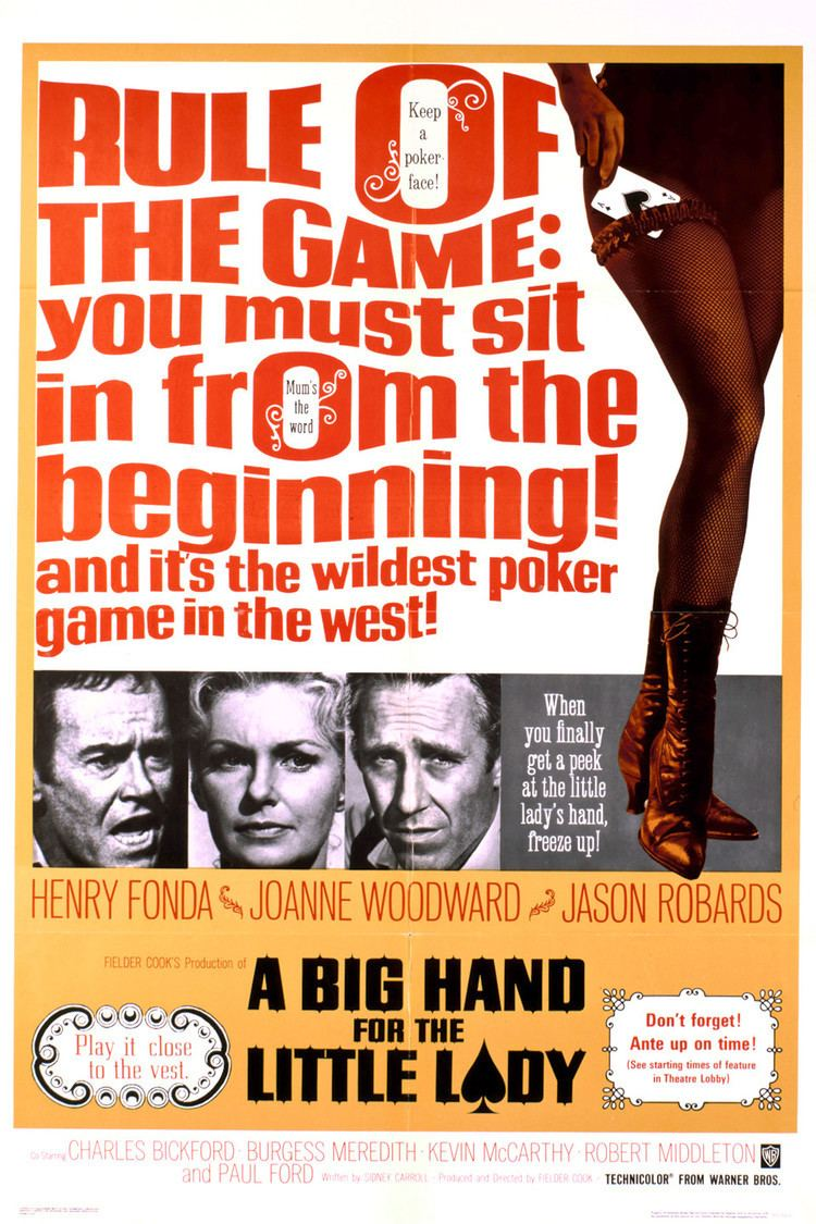 A Big Hand for the Little Lady wwwgstaticcomtvthumbmovieposters2150p2150p