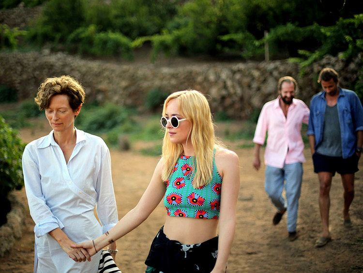 A Bigger Splash (film) A Bigger Splash Little White Lies