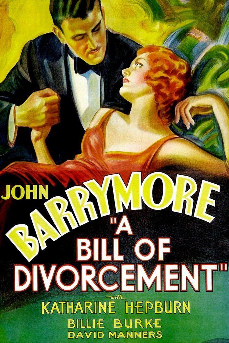 A Bill of Divorcement (1932 film) wwwgstaticcomtvthumbmovieposters3232p3232p