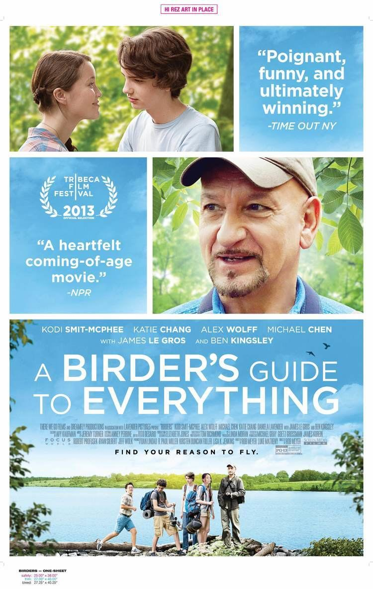 A Birder's Guide to Everything A Birder39s Guide to Everything Life Art Popcorn The Picture