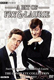 A Bit of Fry & Laurie A Bit of Fry and Laurie TV Series 19871995 IMDb