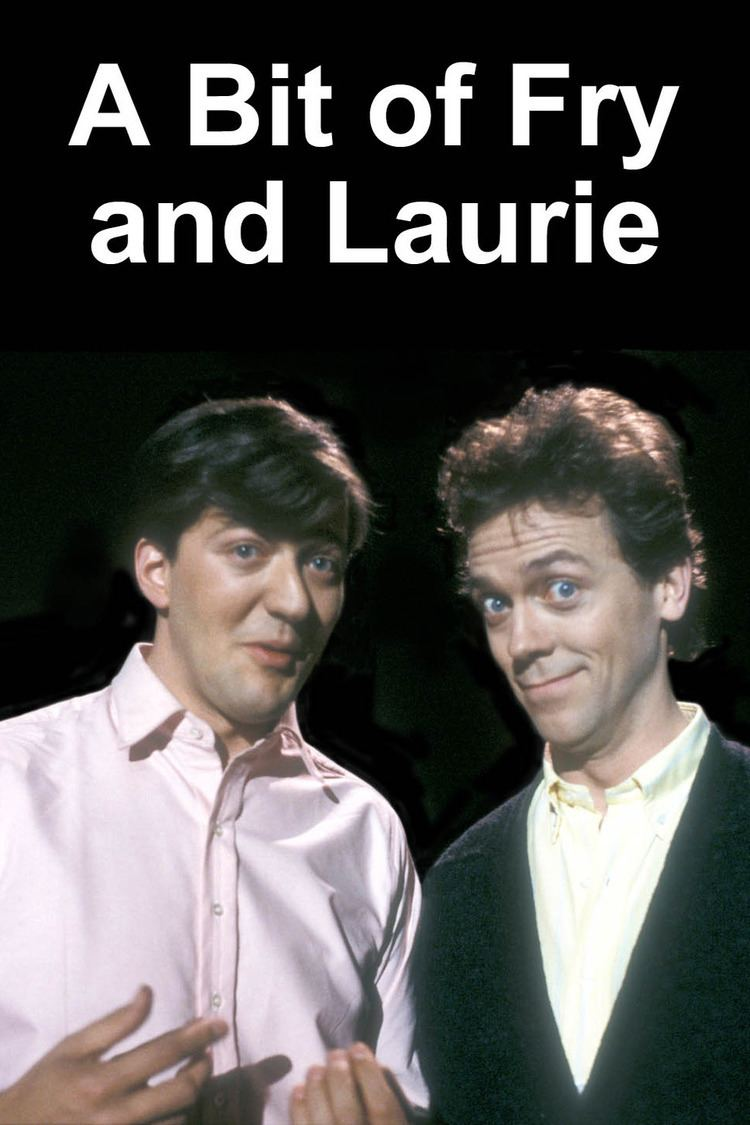 A Bit of Fry & Laurie wwwgstaticcomtvthumbtvbanners320961p320961