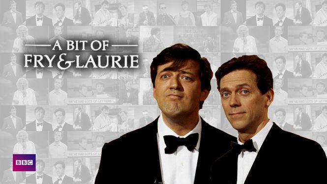 A Bit of Fry & Laurie A Bit of Fry and Laurie 1989 for Rent on DVD DVD Netflix