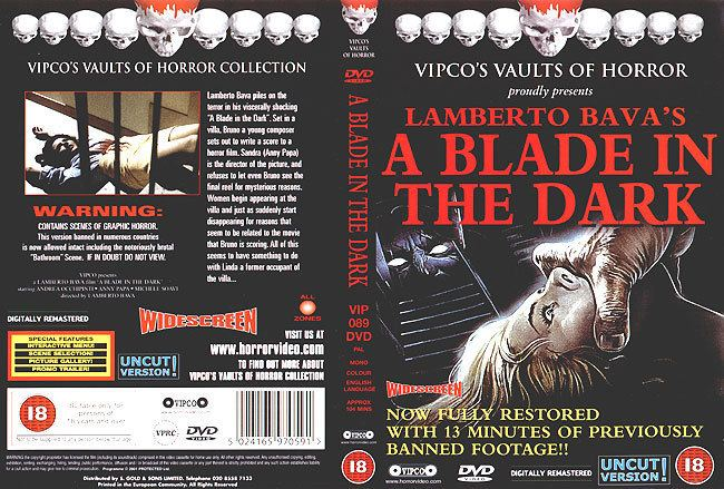 A Blade in the Dark REVIEW A Blade In The Dark The Slaughtered Bird