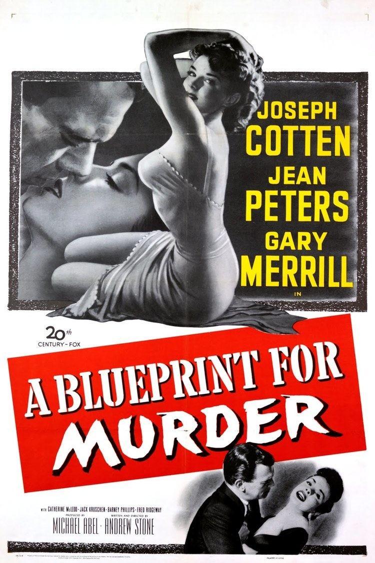 A Blueprint for Murder wwwgstaticcomtvthumbmovieposters1033p1033p