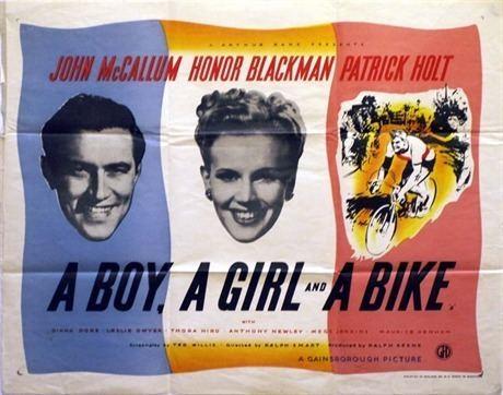 A Boy, a Girl and a Bike A Boy a Girl and a Bike 1949 UK A Boy a Girl and a Bike 1949