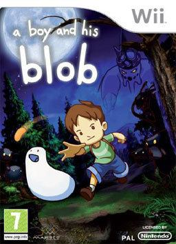A Boy and His Blob A Boy and His Blob Wikipedia