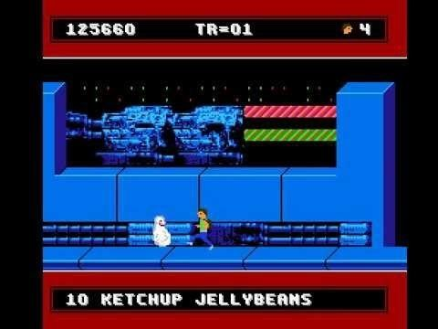 A Boy and His Blob: Trouble on Blobolonia NES Longplay 285 A boy and his blob Trouble on Blobolonia YouTube