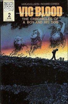 A Boy and His Dog httpsuploadwikimediaorgwikipediaenthumbf