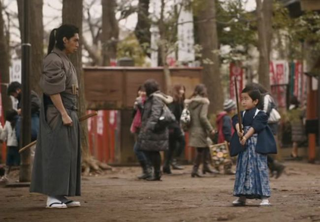 A Boy and His Samurai Review Remarkable A Boy And His Samurai confirms Nakamura as one