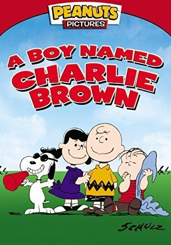 A Boy Named Charlie Brown Amazoncom Peanuts A Boy Named Charlie Brown Peter Robbins