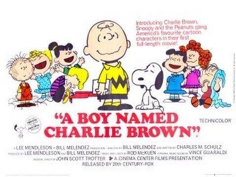 A Boy Named Charlie Brown a boy named charlie brown YouTube