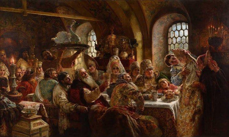 A Boyar Wedding Feast lh5ggphtcomwlbw9JWgMayrkggxEioRtd44F3fCMmoDsjV