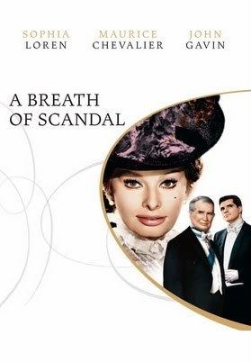 A Breath of Scandal A Breath of Scandal Trailer YouTube