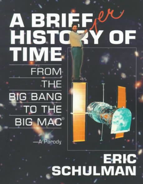 A Briefer History of Time (Schulman book) t3gstaticcomimagesqtbnANd9GcRUm8TZXZzQTyez9B