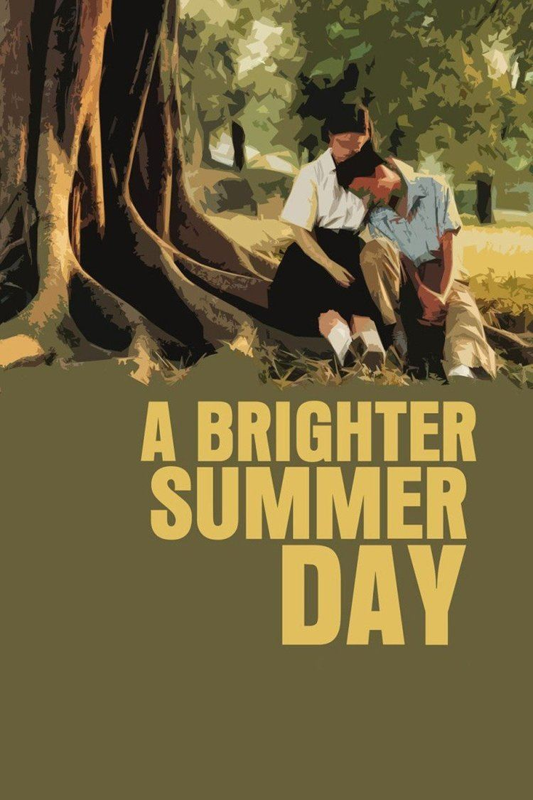 A Brighter Summer Day wwwgstaticcomtvthumbmovieposters25474p25474