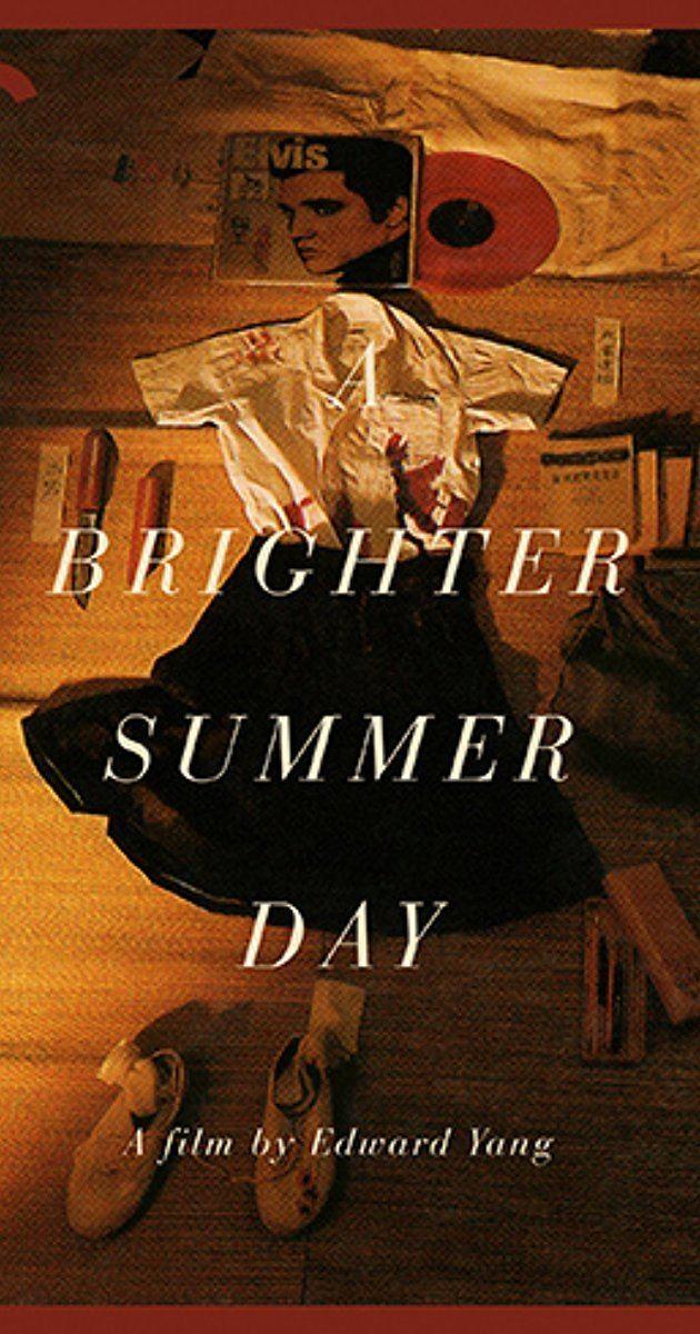 A Brighter Summer Day Gu ling jie shao nian sha ren shi jian 1991 IMDb