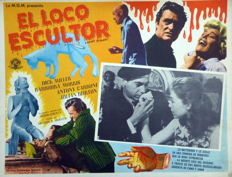 A Bucket of Blood Interview Roger Corman Remembers 1959s A BUCKET OF BLOOD