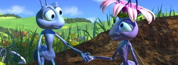 A Bugs Life movie scenes A Bug s Life 1998