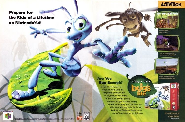 A Bug's Life (video game) Tag Archives A Bug39s Life
