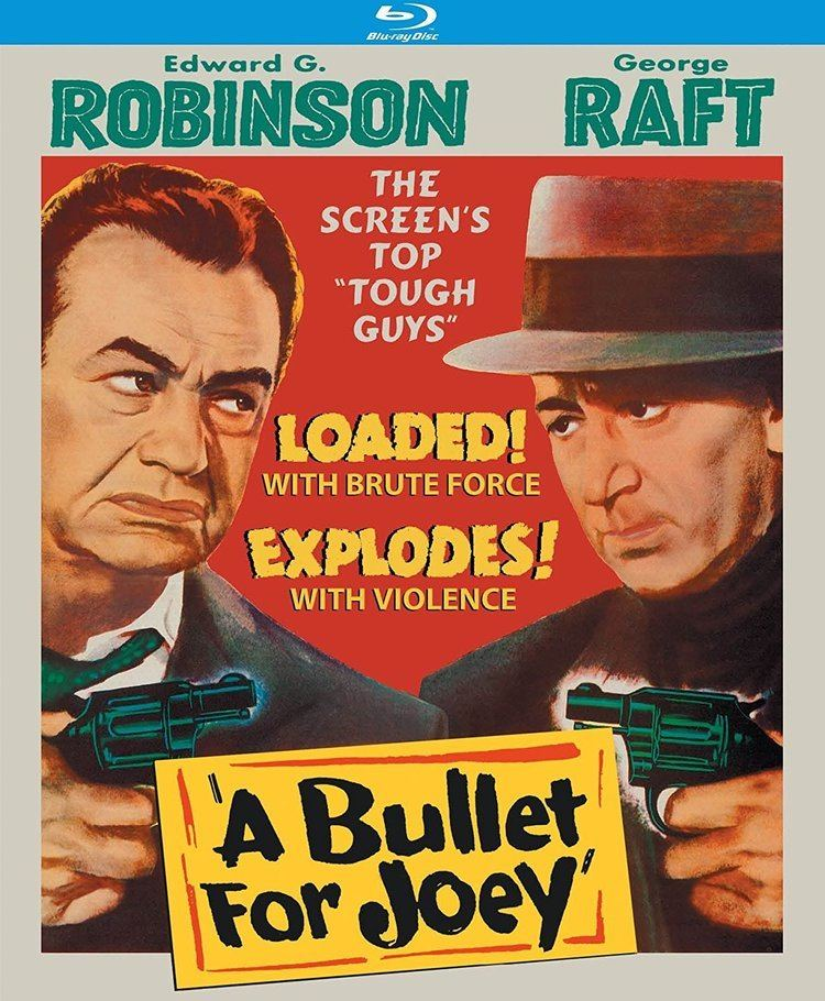 A Bullet for Joey Amazoncom A Bullet For Joey 1955 Bluray Edward G Robinson