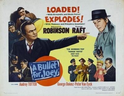 A Bullet for Joey A Bullet for Joey Bluray DVD Talk Review of the Bluray
