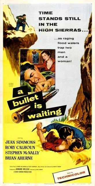 A Bullet Is Waiting A Bullet Is Waiting 1954 CINEMAFilms through the years