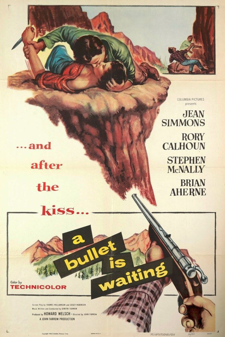 A Bullet Is Waiting wwwgstaticcomtvthumbmovieposters43402p43402