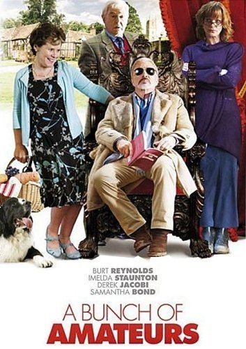 A Bunch of Amateurs A Bunch Of Amateurs DVD Amazoncouk Burt Reynolds Samantha