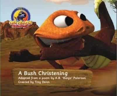 A Bush Christening t0gstaticcomimagesqtbnANd9GcSpYwVBjLdZCPG03