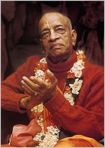A. C. Bhaktivedanta Swami Prabhupada HDG Srila AC Bhaktivedanta Swami Prabhupada