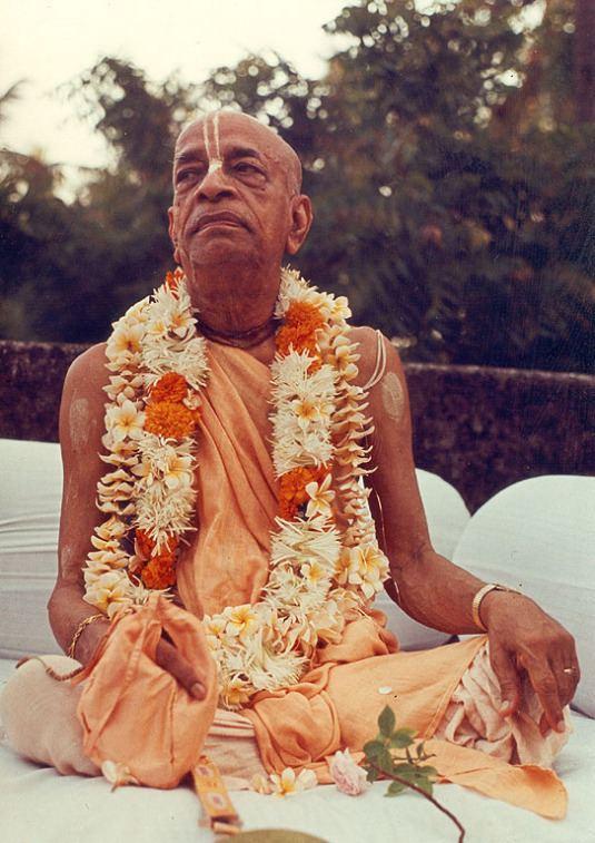 A. C. Bhaktivedanta Swami Prabhupada His Divine Grace AC Bhaktivedanta Swami Prabhupada The