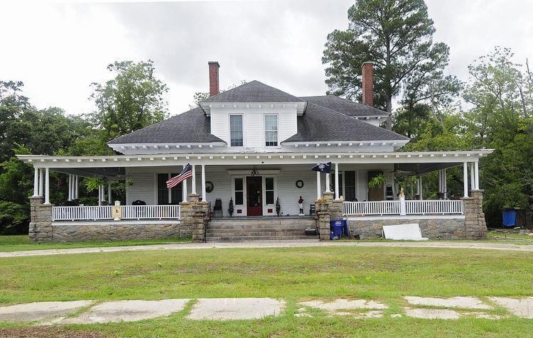 A. C. Jones House