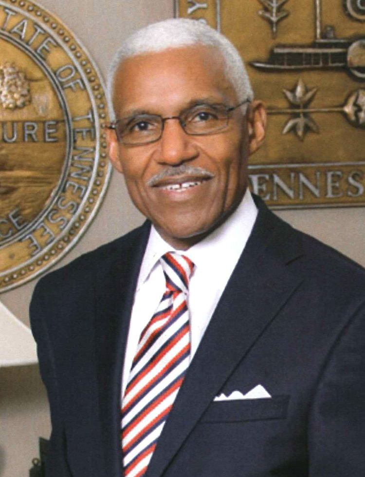 A C Wharton AC Wharton Tennessee State University Newsroom