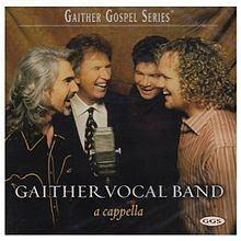 A Cappella (Gaither Vocal Band album) httpsuploadwikimediaorgwikipediaenthumb6