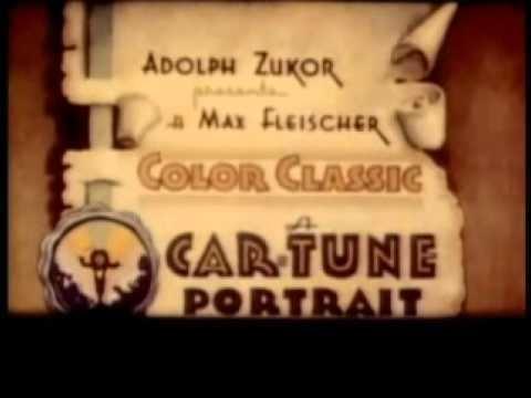 A Car-Tune Portrait A Car Tune Portrait 1937 YouTube