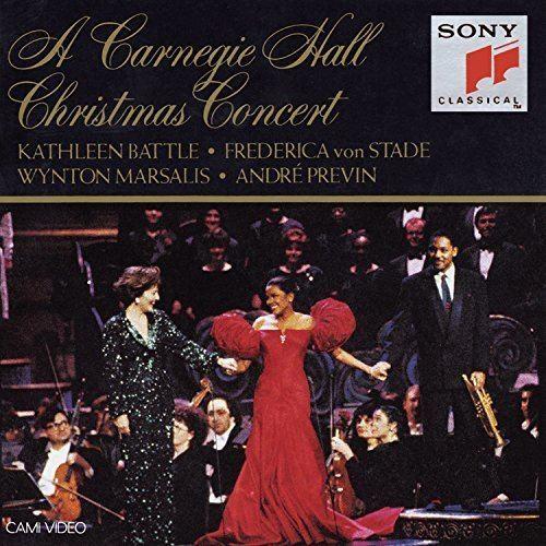 A Carnegie Hall Christmas Concert httpsimagesnasslimagesamazoncomimagesI6