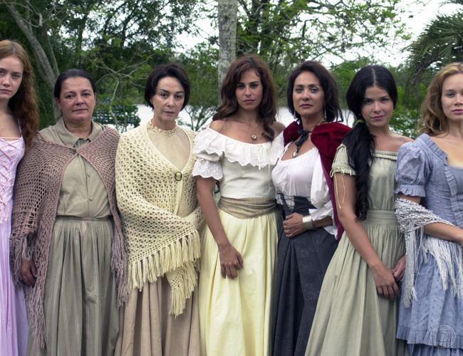 A Casa das Sete Mulheres (TV series) memoriagloboglobocomdatafiles3044EA4F723F