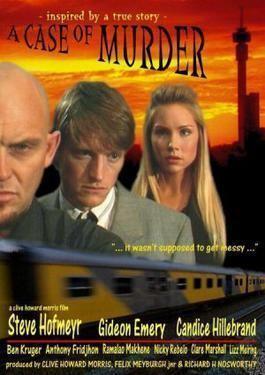 A Case of Murder movie poster