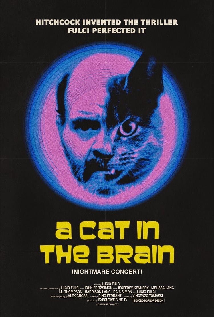A Cat in the Brain BEYOND HORROR DESIGN A CAT IN THE BRAIN Lucio Fulci 1990