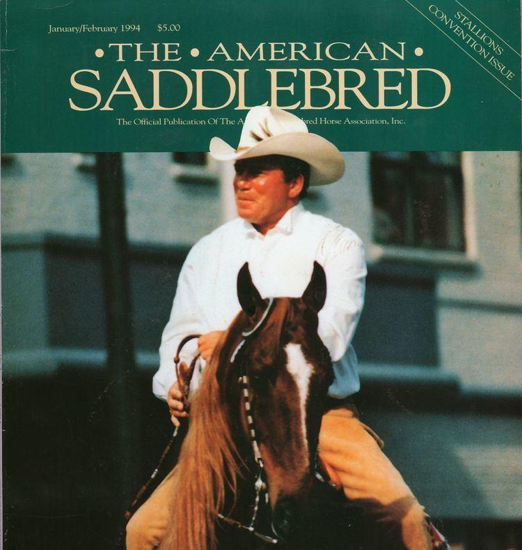 A Celebration of Horses: The American Saddlebred