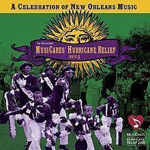 A Celebration of New Orleans Music to Benefit MusiCares Hurricane Relief 2005 httpsuploadwikimediaorgwikipediaenthumb5