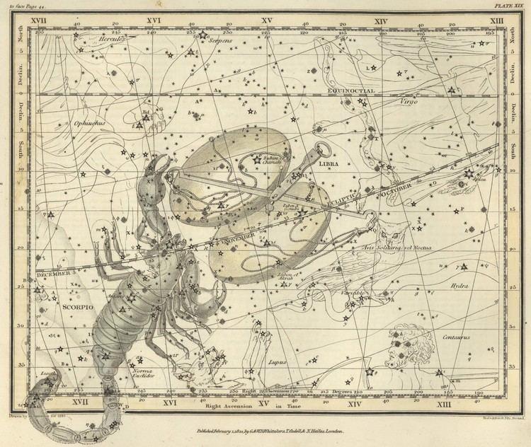 A Celestial Atlas aausnonavymillibraryrarejamiesonplate19jpg